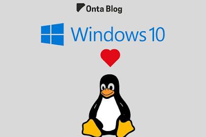 Windows 10 Akan Menggunakan Kernel Linux Secara Full
