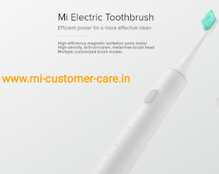 What is the price-review of MI electric toothbrush?