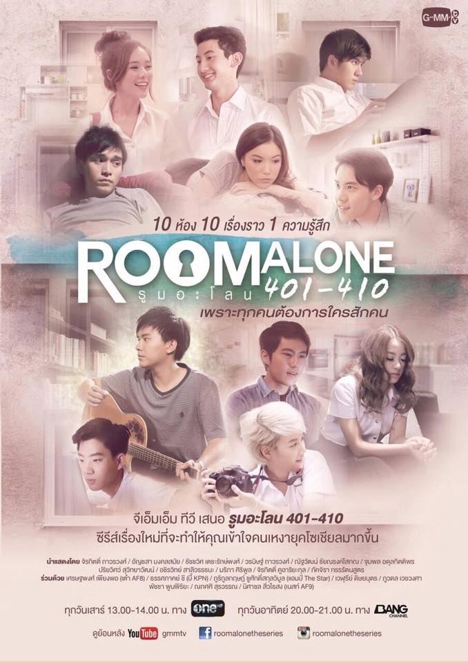 Drama Thailand Room Alone: The Series (2014) Sub Indo