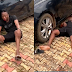 [Video] A Cyber Internet Criminal 'Yahoo Boy' Dies After Barking Like A Dog And Vomiting Blood