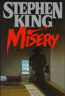 Misery - Book Horror - Stephen King