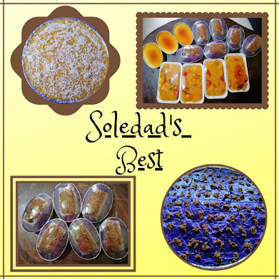 Online Interview Series Part 4: Soledad's Best - Home cooked food online selling business