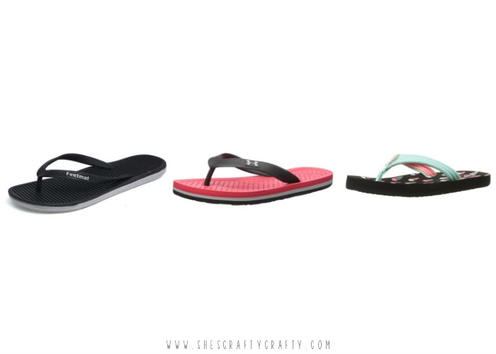Easter Basket Gift Ideas for ANY age- flip flops