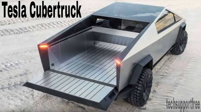 Tesla Cybertruck model, price, released date