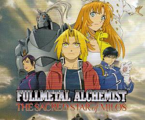 FullMetal Alchemist: The Sacred Star of Milos | [663MB] BD