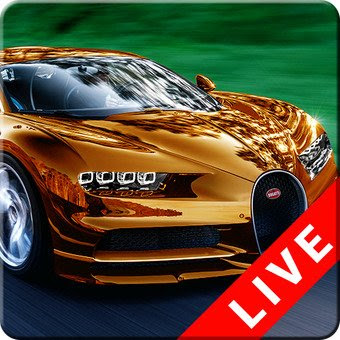 Super Cars Live Wallpaper Apk For Android