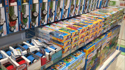 Great selection of Thomas & Friends trains at Plarail Shop