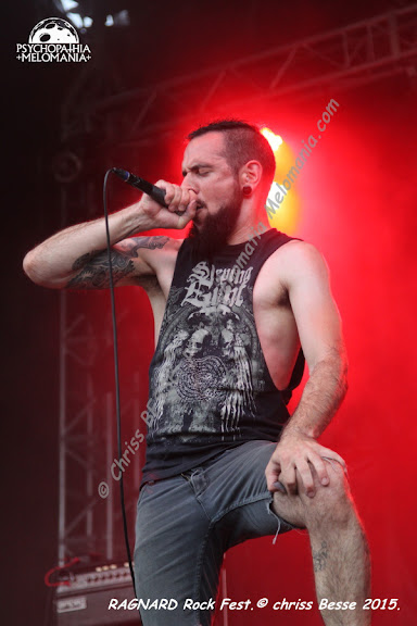 Beyond the Styx @Ragnard Rock Fest 2015, Simandre-sur-Suran 18/07/2015