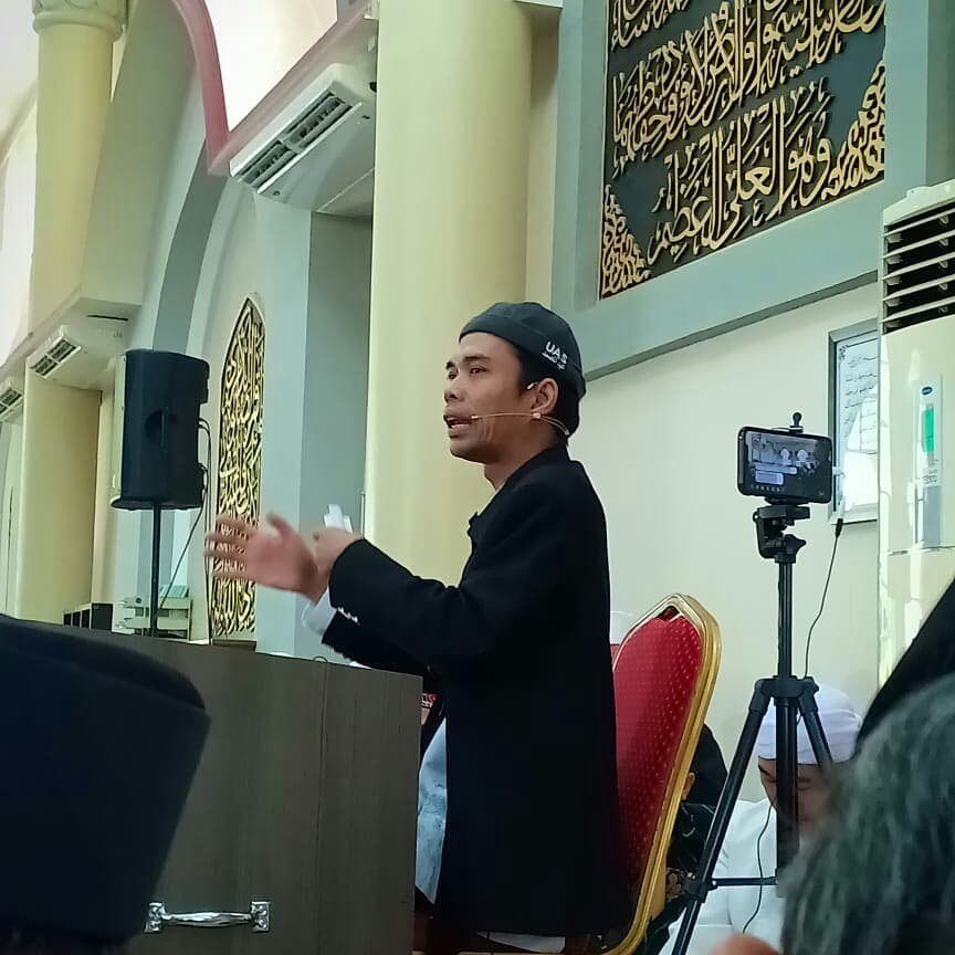 Di Hari Kemerdekaan, UAS Dilaporkan Polisi