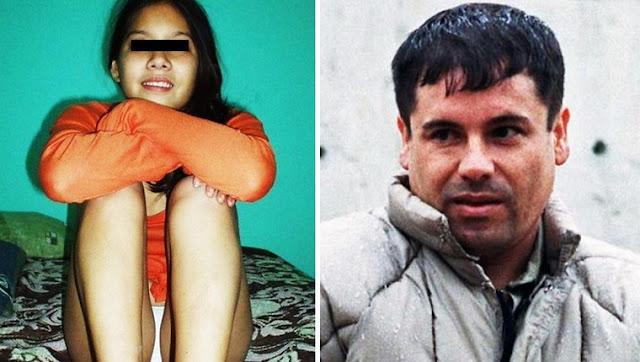 """""""Te cuidaré más que a mis ojos"""", """"El Chapo"""" la otra historia del temible seductor de vírgenes en Sinaloa"""