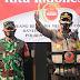 Patroli Motor Babinkamtibmas dan Babinsa PPKM Darurat Polres Cirebon Kota, Puluhan PKL Dapat Bansos dari Kapolres Cirebon Kota