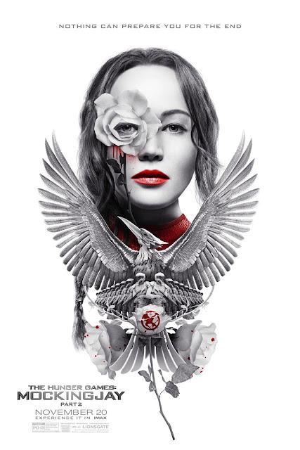 飢餓遊戲最終章,讓我們以閱讀英文影評為這個系列畫下完美句點。The Hunger Games is over...but you can't help hoping ...