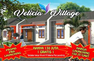 Rumah subsidi Murah di tambun utara SHM,Dp Murah Cicilan 900ribuan
