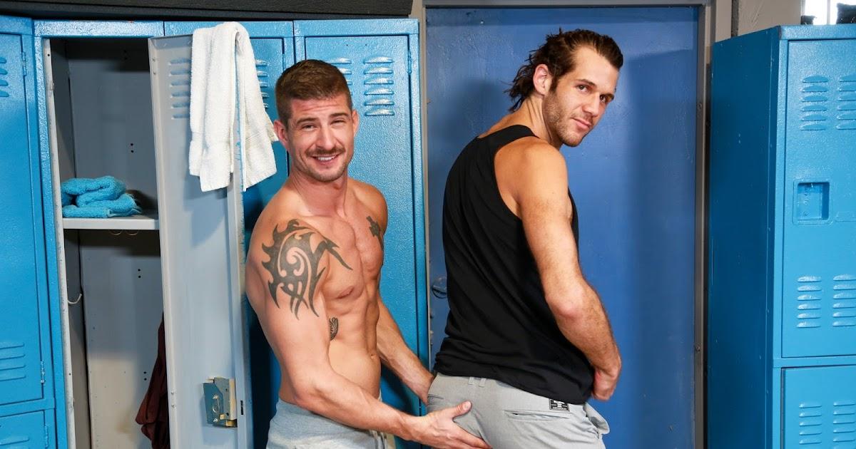 Gay men undress video