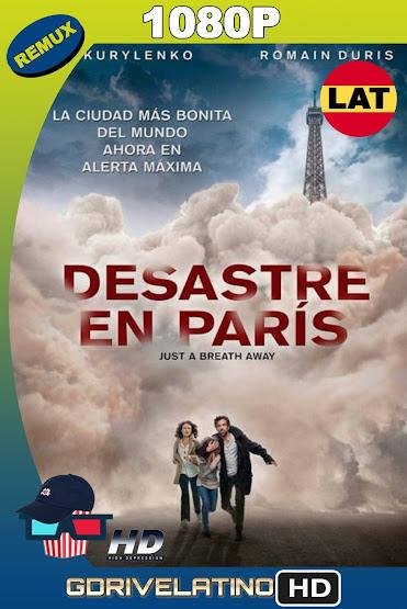 Desastre en París (2018) BDRemux 1080p Latino-Frances MKV