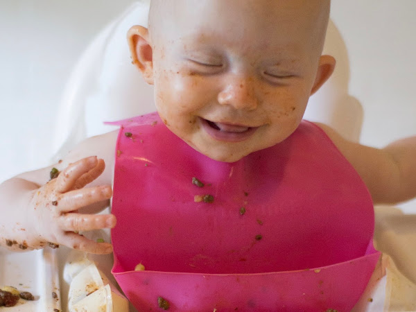 7 Secrets For Less Mess When Baby Led Weaning