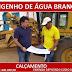 Prefeitura de Mundo Novo inicia pavimentação no povoado do Engenho de Água Branca