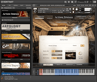 Native Instruments Action Strings KONTAKT Library