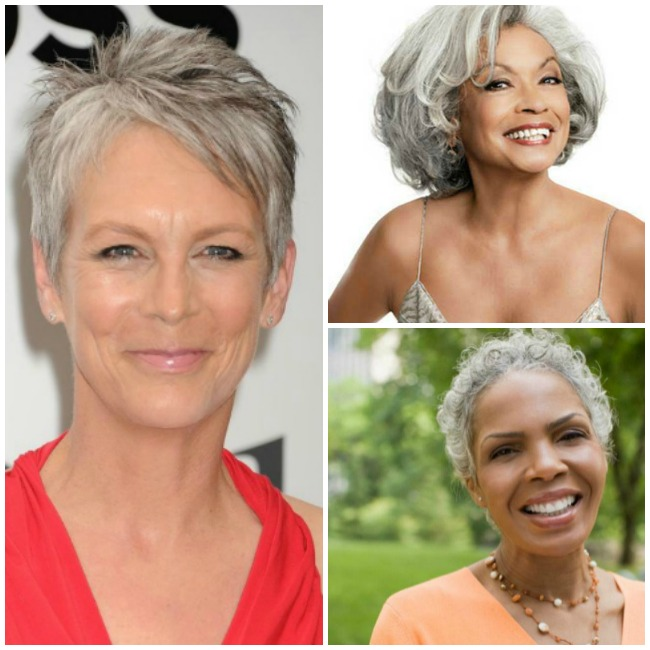 Can a woman be a silver fox