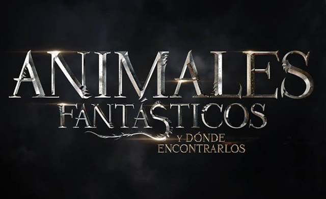 Animales fantásticos y dónde encontrarlos logo Harry Potter