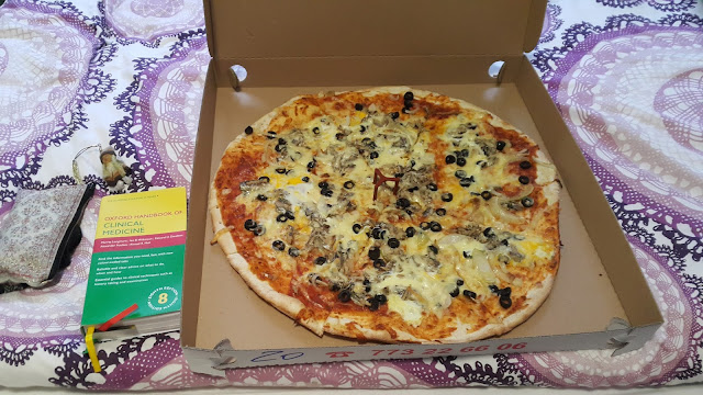 pizza sardin