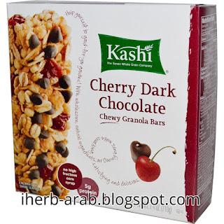 الواح جرانولا بالشوكولاته كاشي