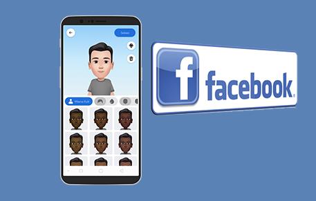 2 Cara Membuat Avatar Facebook Lewat HP Dengan Mudah