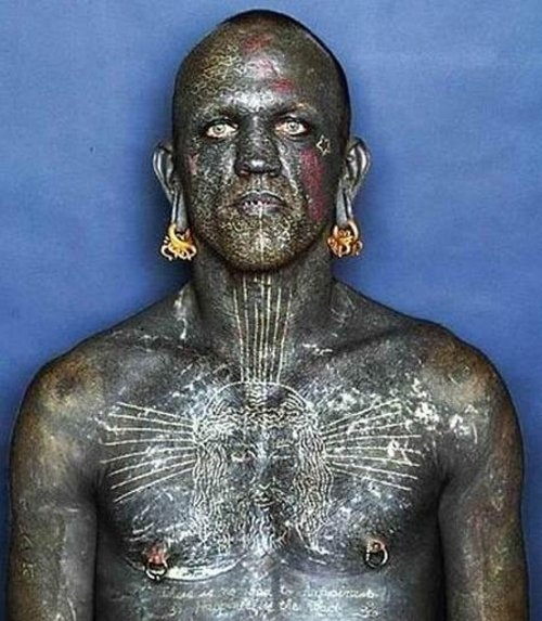 e21a9664e42 World s Most Tattooed Man and Woman