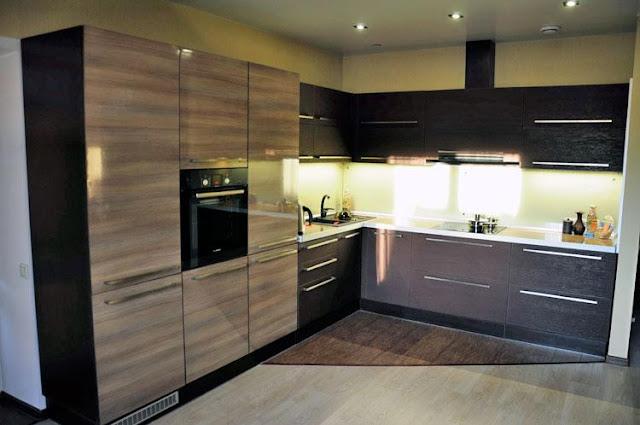 Фото мебели на кухне