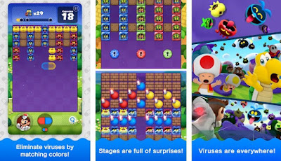 Dr. Mario World MOD APK+DATA Android
