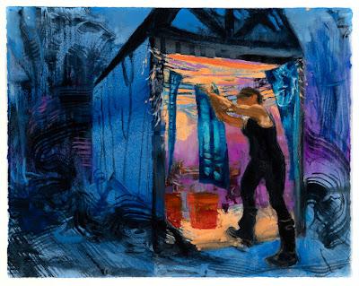Blue Hour (2021), Suzanne Schireson