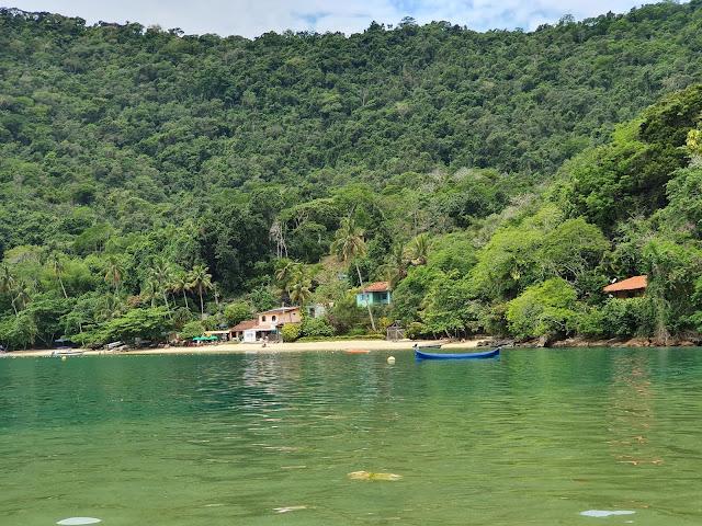 Blog Apaixonados por Viagens - Ilha Grande - Passeio de Índio