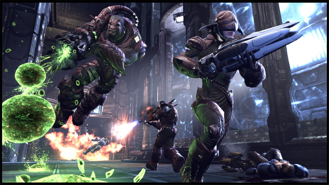 Unreal Tournament 3: Black Edition torrent download for PC