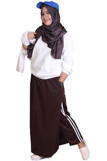 Rok Celana Olahraga Rocella Sporty Brown