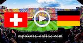 نتيجة مباراة ألمانيا وسويسرا بث مباشر كورة اون لاين 13-10-2020 دوري الأمم الأوروبية