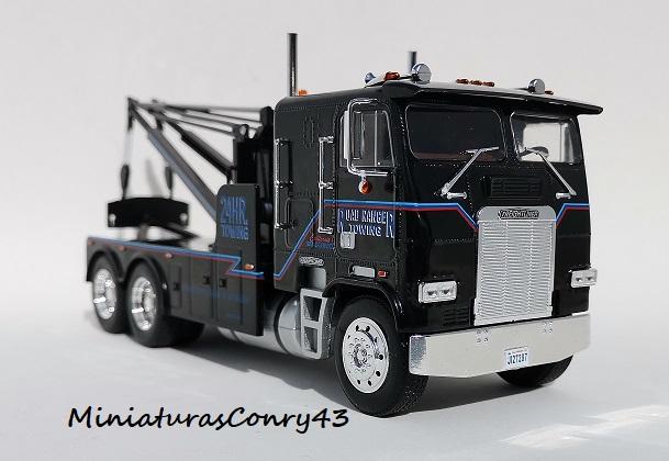 http://bit.ly/CamionesAmericanosES - MiniaturasConry43-Altaya