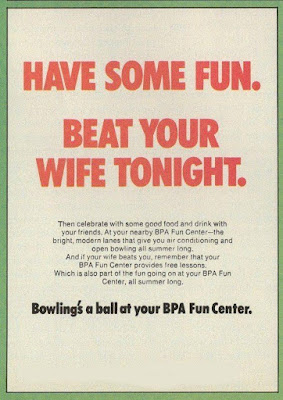 Have some fun. Beat your wife tonight