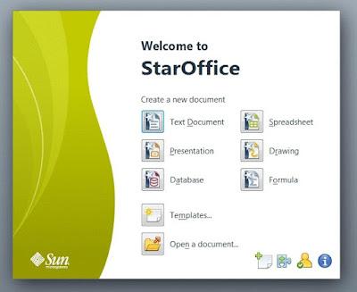 StarOffice Writer