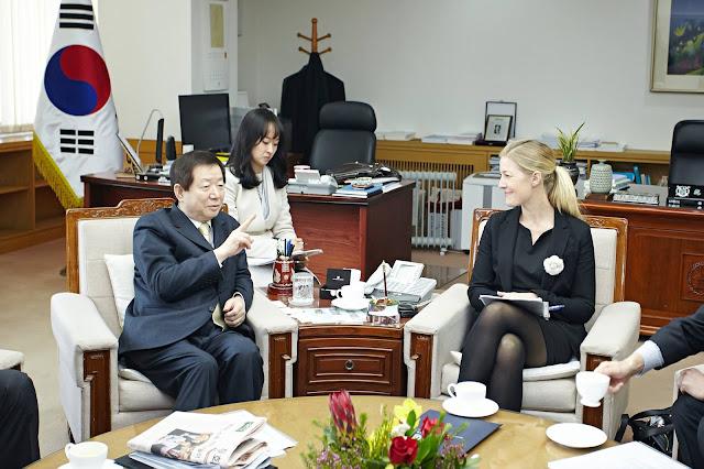Thuyết phục bố mẹ cho đi du học Hàn Quốc vô cùng quan trọng