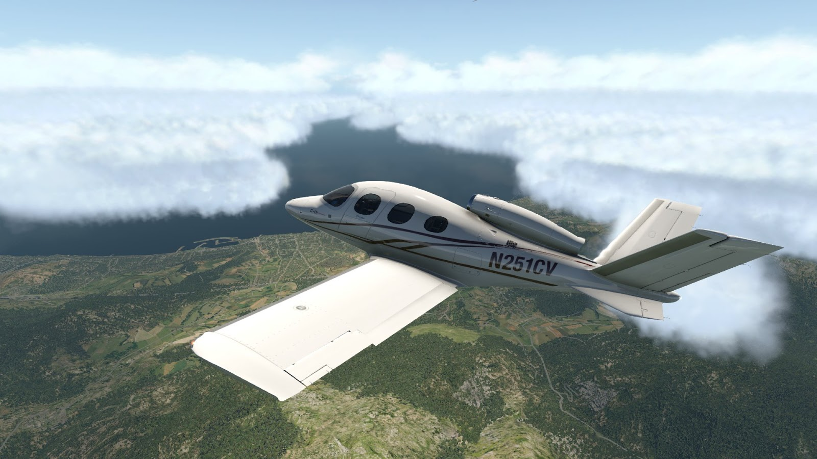 IndiaFoxtEcho Visual Simulations: Impressions on X-Plane 11