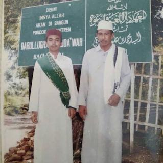 Foto Lama Habib Hasan Baharun