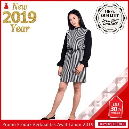RMY003C38 Chapter 9 Dress Salur Keren Maxmara L BMGShop