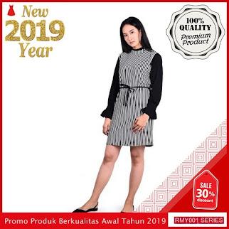 RMY003C38 Chapter 9 Dress Salur Keren Maxmara L BMGShop