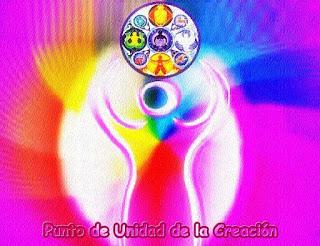 El punto de Unidad de la Creación es el espacio donde los individuos crean su propia realidad y se mueven hacia arriba o hacia abajo de acuerdo a las experiencias y sus frecuencias de resonancia.