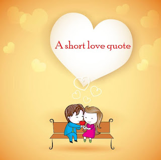 a short love quote