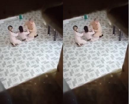 Danh tính trong clip sư cô giật tóc, tát liên tục vào một đứa trẻ