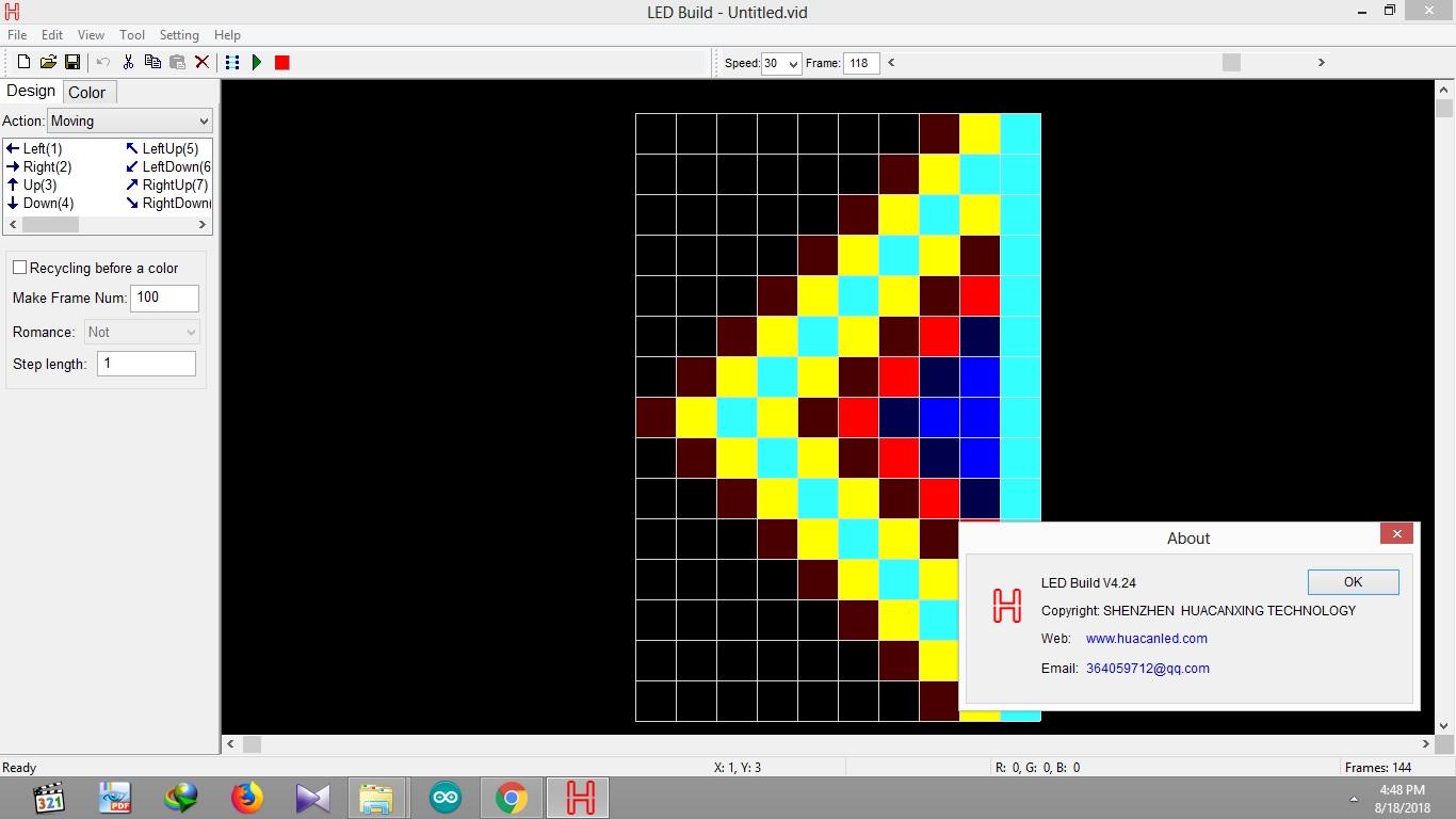 pixel led programming software free download 2018