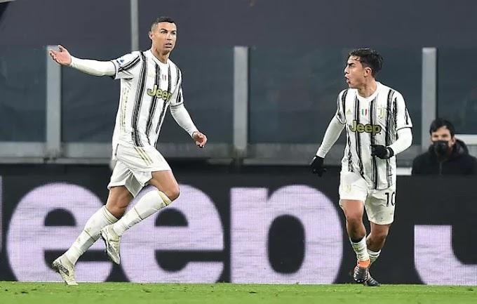 Allegri: 'Ronaldo told me he's staying at Juventus'