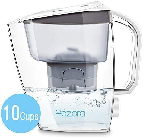 40% off Aozora Water Filters Pitcher
