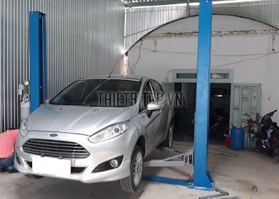 Tầm quan trọng của cầu nâng ô tô đối với các tiệm sửa xe